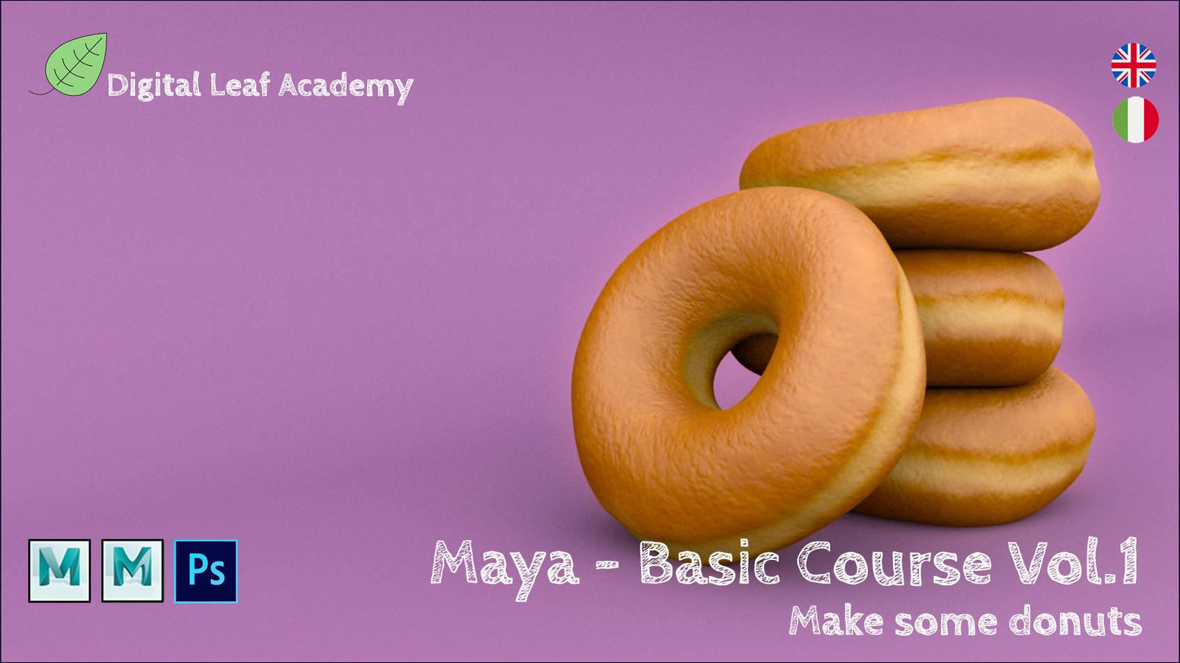 Maya - Donuts