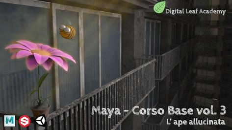 Maya - Corso Base Vol.3
