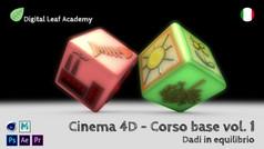 Cinema 4D - Corso Base Vol.1
