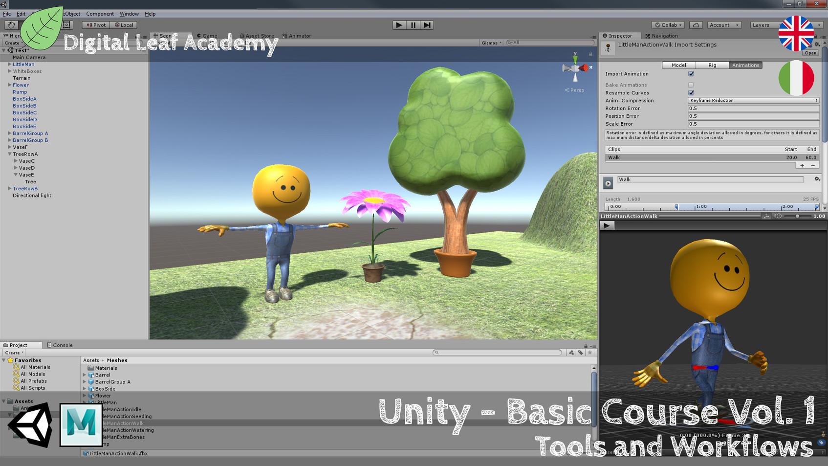 Unity - Basics