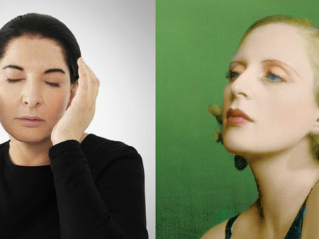 THE WOMAN ARTISTIC POWER - TAMARA DE LEMPICKA E MARINA ABRAMOVIC. Due icone nel mondo dell'arte