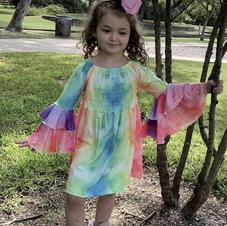 Ty Dye Dress