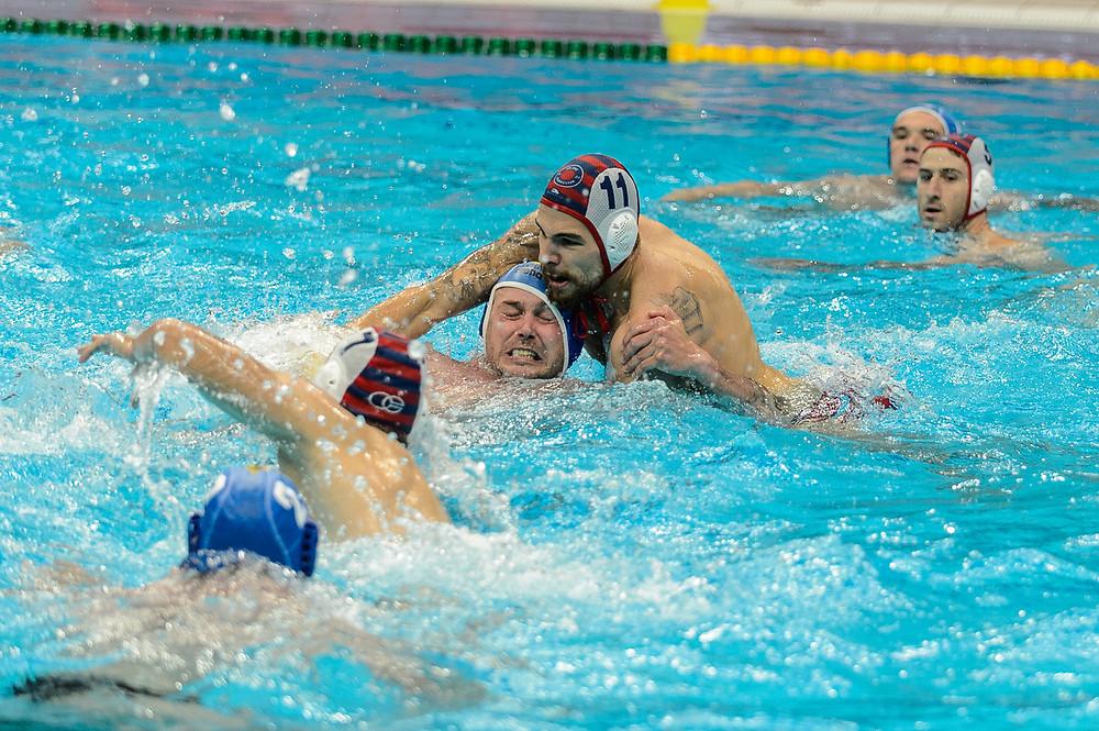 Waterpolo Final Six Budapest - Gabor Kis