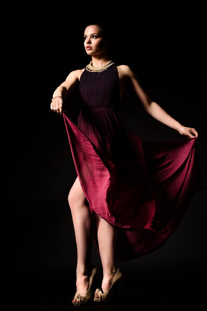 Fotoshooting Fashion @ BK Studio Thalwil