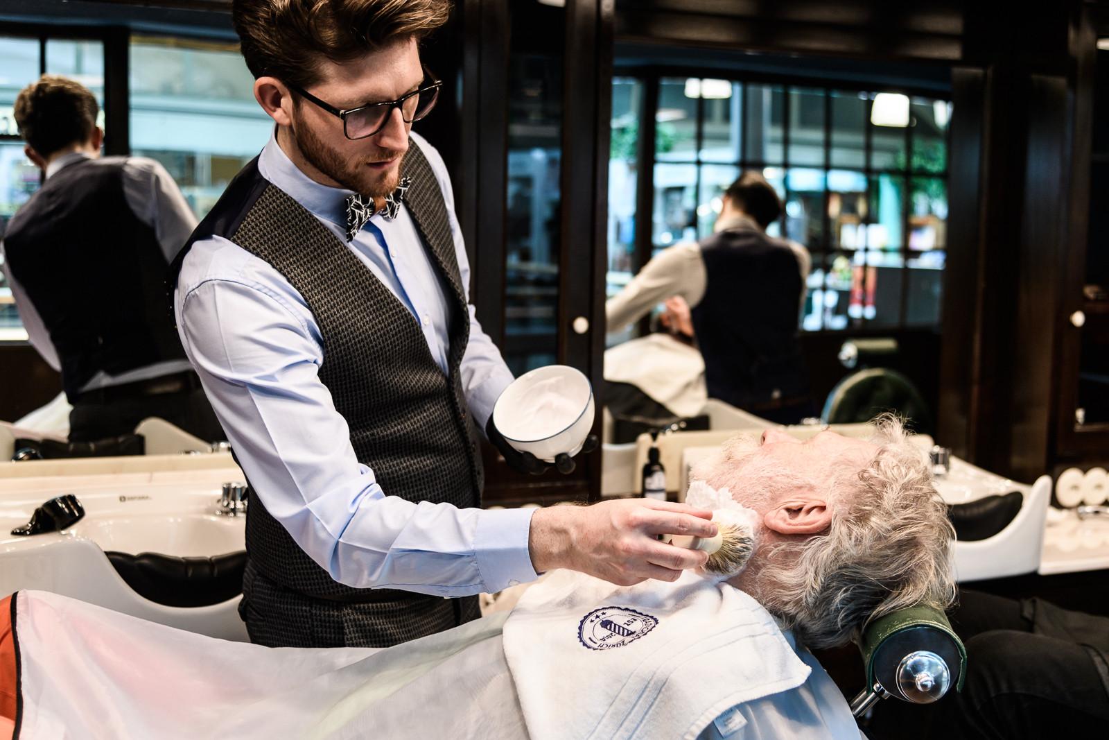 The Barber Shop Einsiedeln