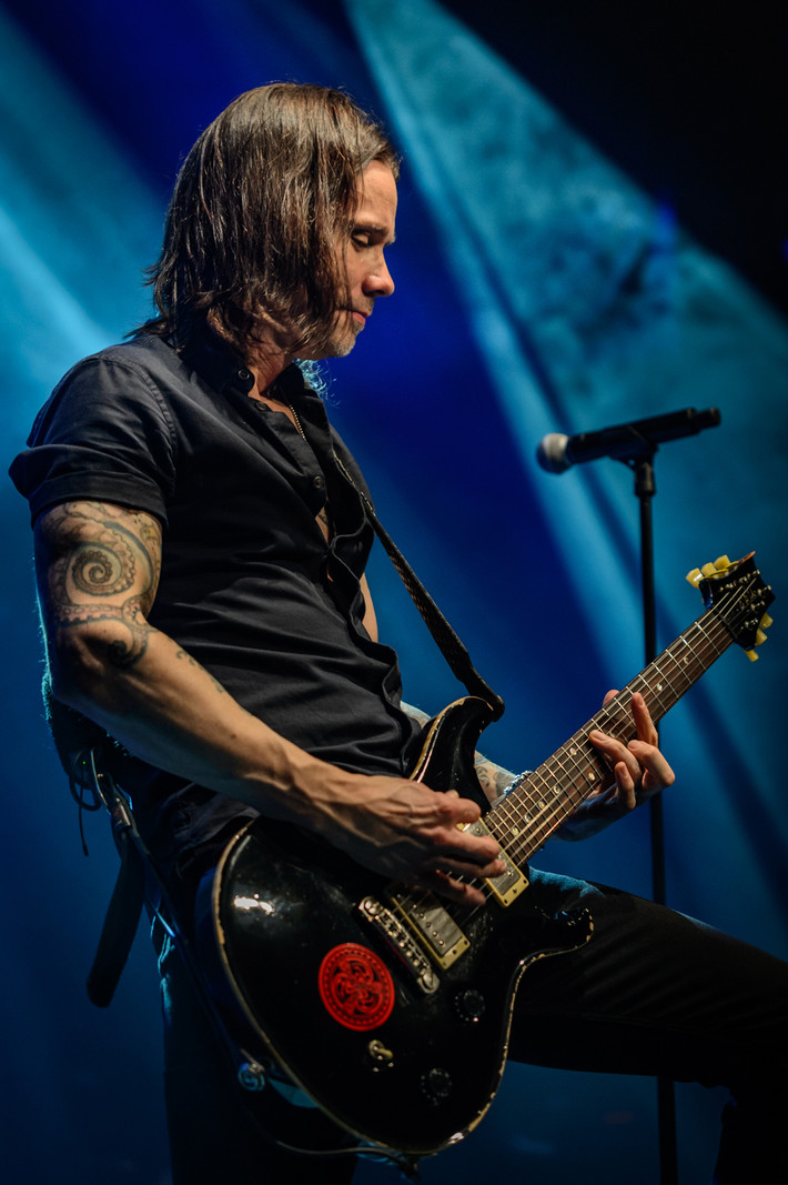 Alter Bridge - Konzert in Zürich (Komplex 457)