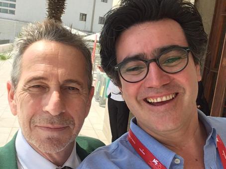 """Jorge López, ex alumno y productor, : """"Mi paso por el colegio fue increíble, realmente fui feliz"""""""