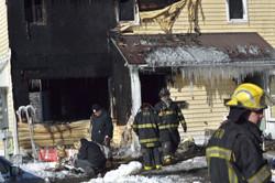 Granville, NY fire
