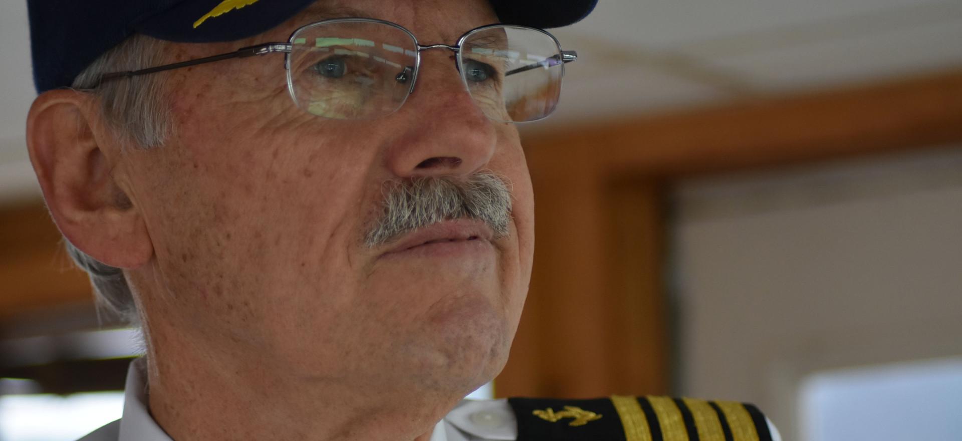 Lake George Steamboat Captain