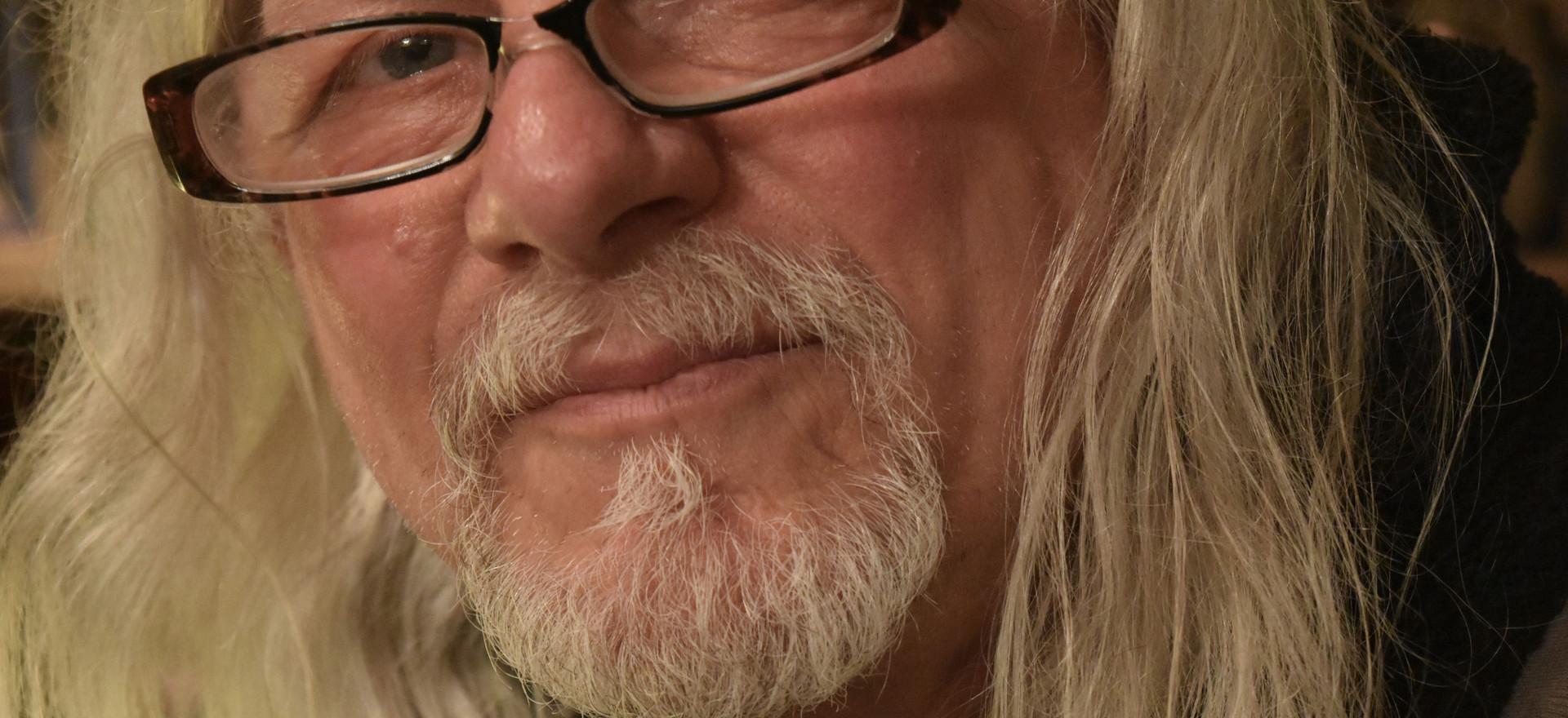 Poet, Chuck Tomaselli
