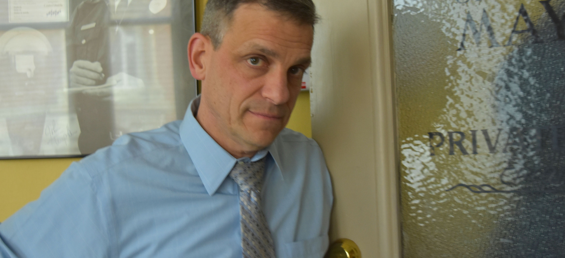 Christopher Louras, Rutland, Vermont former mayor, worries about refugee situation