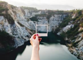 Como fazer fotos originais para o Instagram?