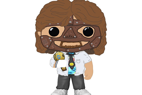 Mankind Custom Pop