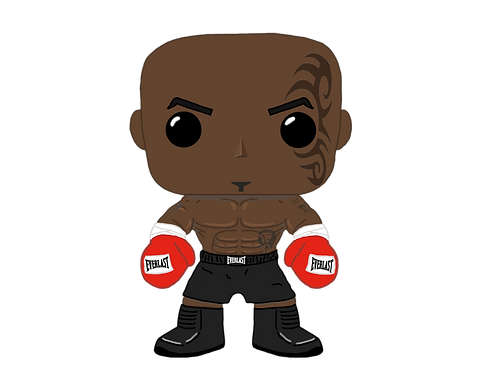 Mike Tyson (2003) CHASE Custom Pop