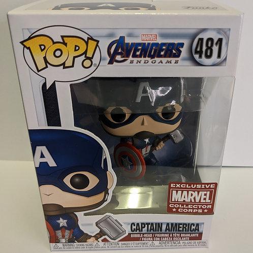 Captain America MCC Exclusive