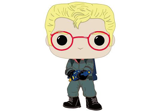 Egon Spengler Real Ghostbuster Custom Pop