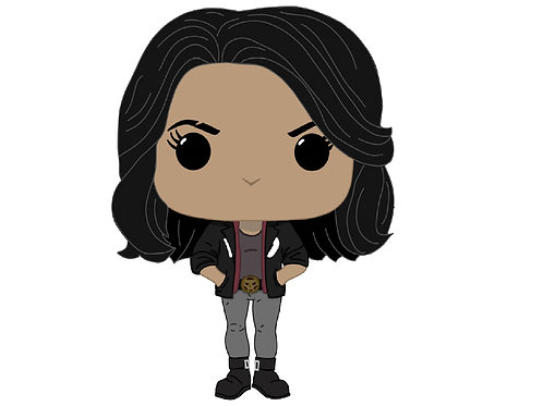 Detective Rosa Diaz Custom Pop