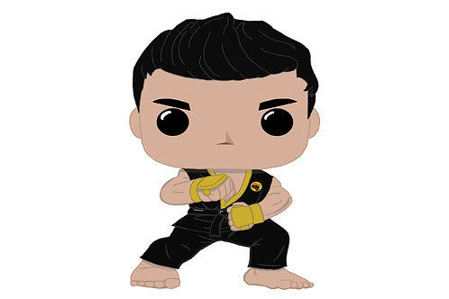 Cobra Kai Custom Pop Miguel Diaz