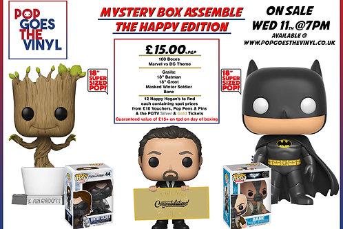 Mystery Box Assemble