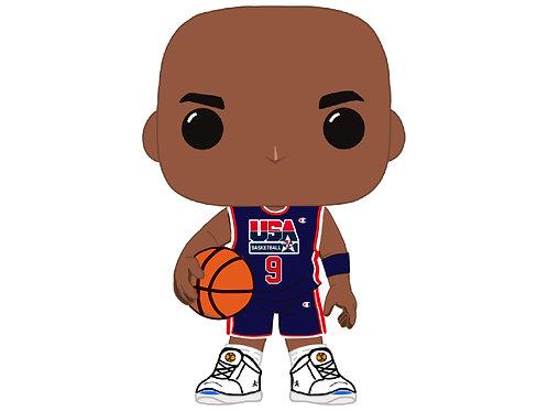 Michael Jordan 92 Dream Team Custom Pop