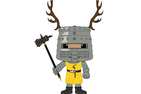 Robert Baratheon Custom Pop