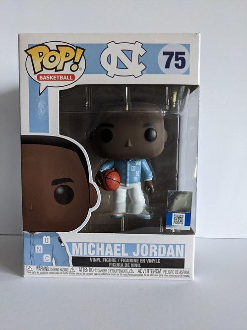 Michael Jordan NC Warm up kit