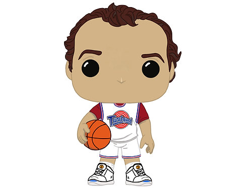Bill Murray Space Jam Custom Pop
