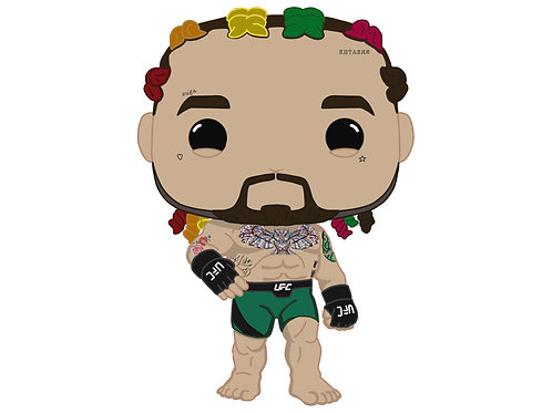 Sean O' Malley Custom Pop