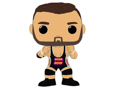 Colt Cabana AEW Custom Pop