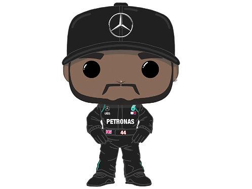 Lewis Hamilton Custom Pop