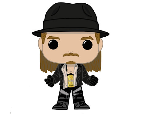 Chris Jericho AEW Custom Pop