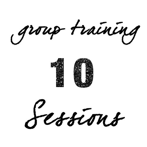 Group Training 10 Sessions