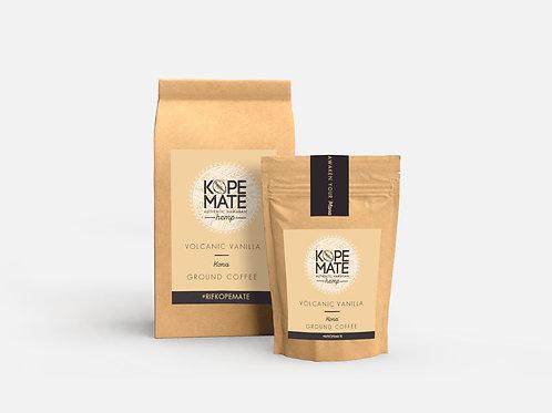 Volcanic Vanilla Ground Coffee