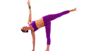 Yoga Pose of the Day: Half Moon Pose