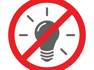 電力供給一時停止のお知らせ