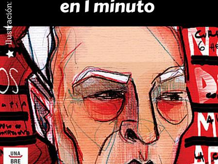 """Muestra de Ilustraciones en el evento """"Gombrowicz en un minuto"""""""