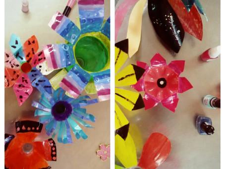 DIT - Flores, flores por todos lados en Emma&Rob