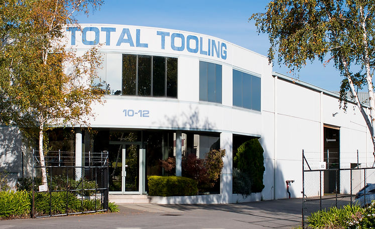 Total Tooling Exterior