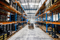 Warehouse Stock Storage