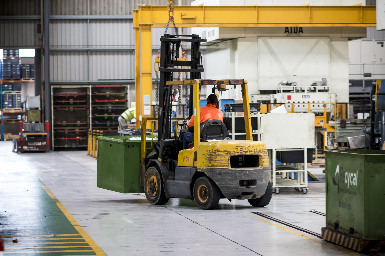 Forklift Logistics