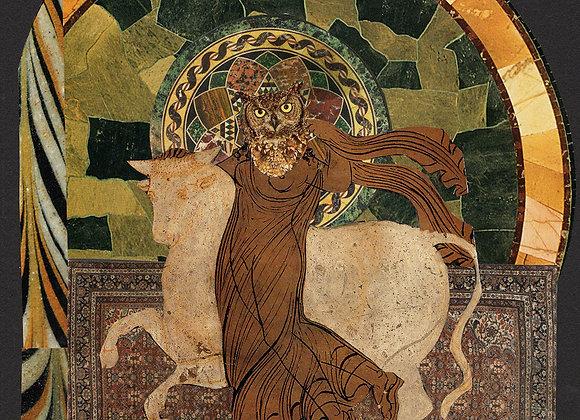 La déesse chouette