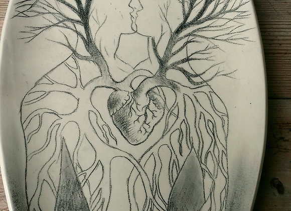 Le coeur enraciné