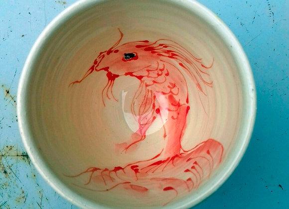 Gobelet poisson 4