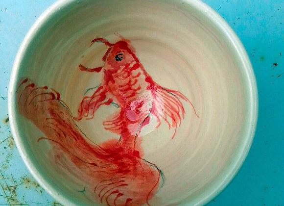 Gobelet poisson 2