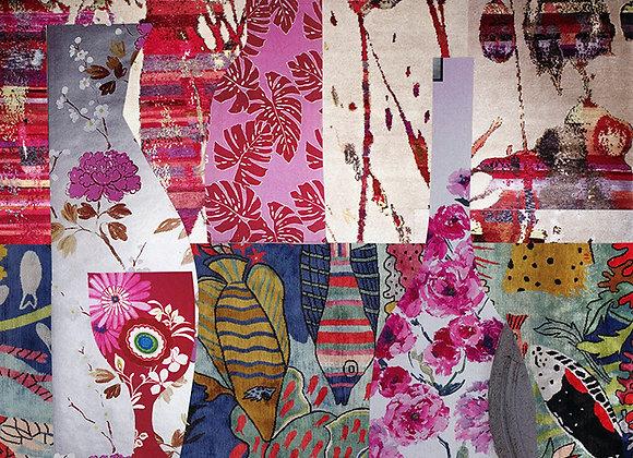 Print Japanese fish