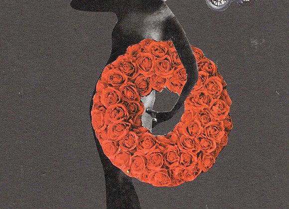 La couronne de rose