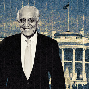 The Wrong Man for the Job: Zalmay Khalilzad's Perverted Quest for Afghan Peace