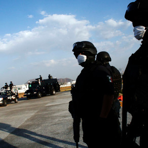 A War from Within? Drug Cartels and the Mexican State