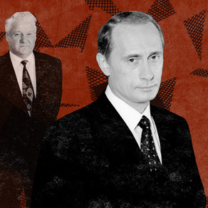 Who Paved the Way for Putin?
