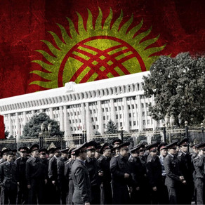 Kyrgyzstan In Crisis - An Interview with Alisher Khamidov